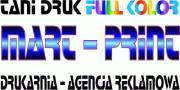 Mart-Print / Drukarnia - Agencja Reklamowa /
