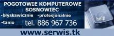 Serwis Komputerowy Sosnowiec