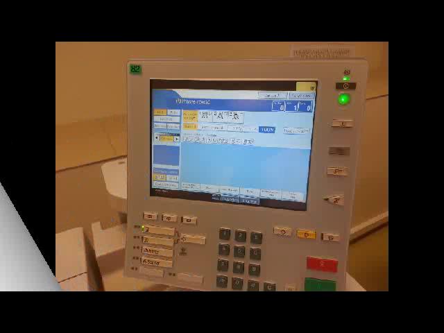 Konserwacja kserokopiarki RICOH MP-9000 AFICIO