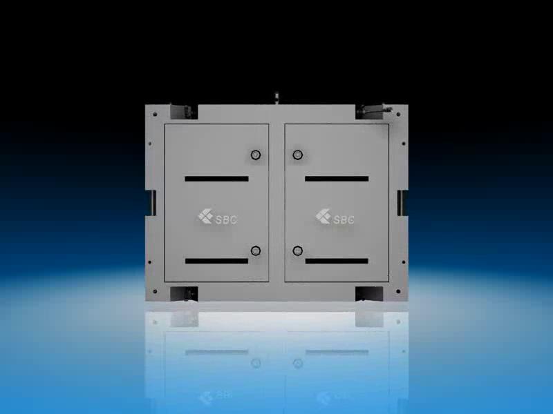 P 16V - kabinet