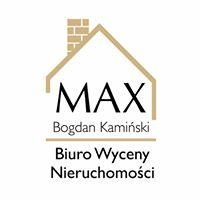 Biuro Wyceny Nieruchomości Max Bogdan Kamiński - Wycena, Świadectwa (Certyfikaty) Energetyczne