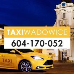 Taxi Wadowice tel. 604 170 052
