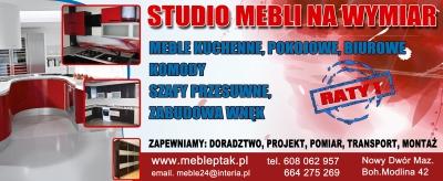 Studio Mebli Na Wymiar Nowy Dwor Mazowiecki Bohaterow Modlina 46