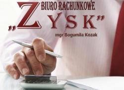 Biuro Rachunkowe Zysk Mgr. Bogumiła Kozak