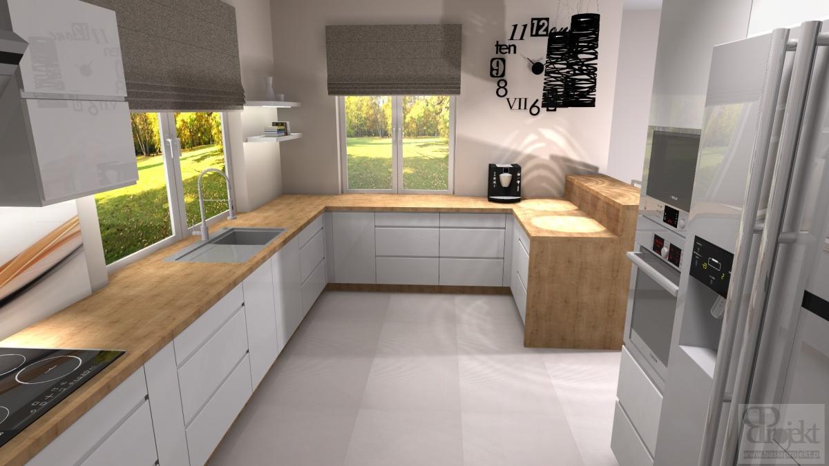 basiaprojekt kuchnie projekty kuchni wizualizacje 3d