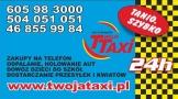 Twoja Taxi Żyrardów